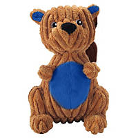 Petlinks System Squeaky Rascal Squirrel Dog Toy