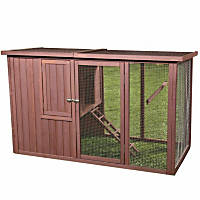 WARE Premium + Chick-N-Cottage Chicken Coop