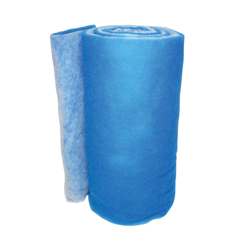 Lifegard Aquatics Bonded Blue Filter Pad