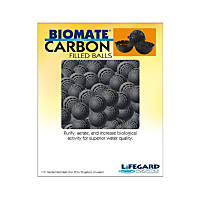 Lifegard Aquatics Bio-Mate Carbon Refillable Media Balls