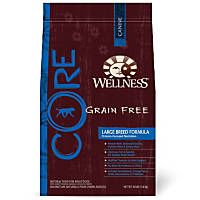 Wellness CORE Grain Free Large Breed Adult Dog Food
