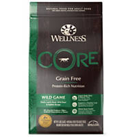 Wellness CORE Grain Free Wild Game Adult Dog Food