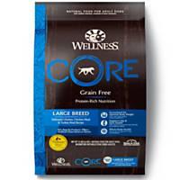 Wellness CORE Grain Free Large Breed Adult Dog Food