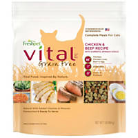 Vital Grain Free Chicken & Beef Complete Meals For Cats