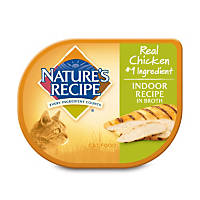 Nature's Recipe Indoor Cat Food Trays