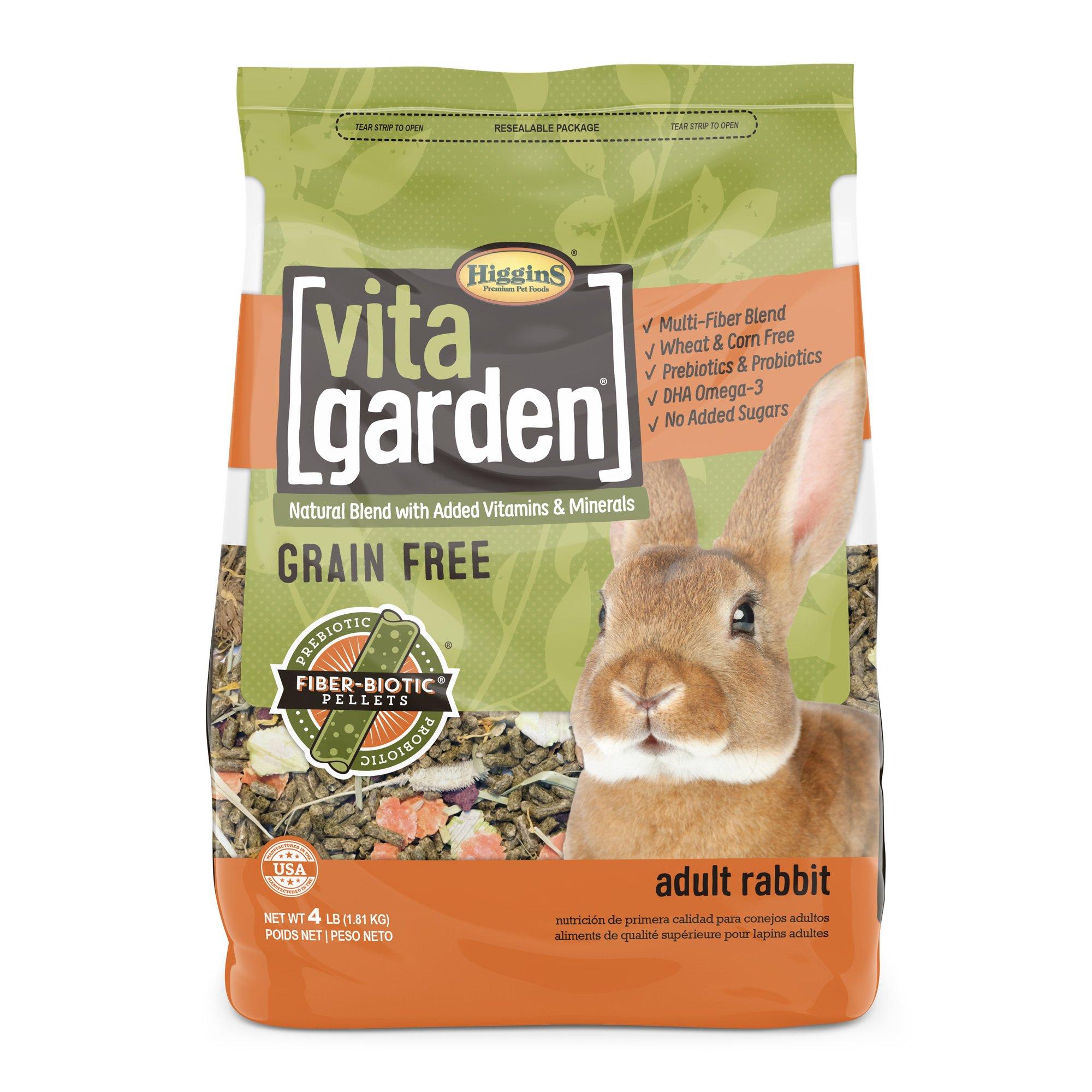 Higgins Vita Garden Rabbit Food