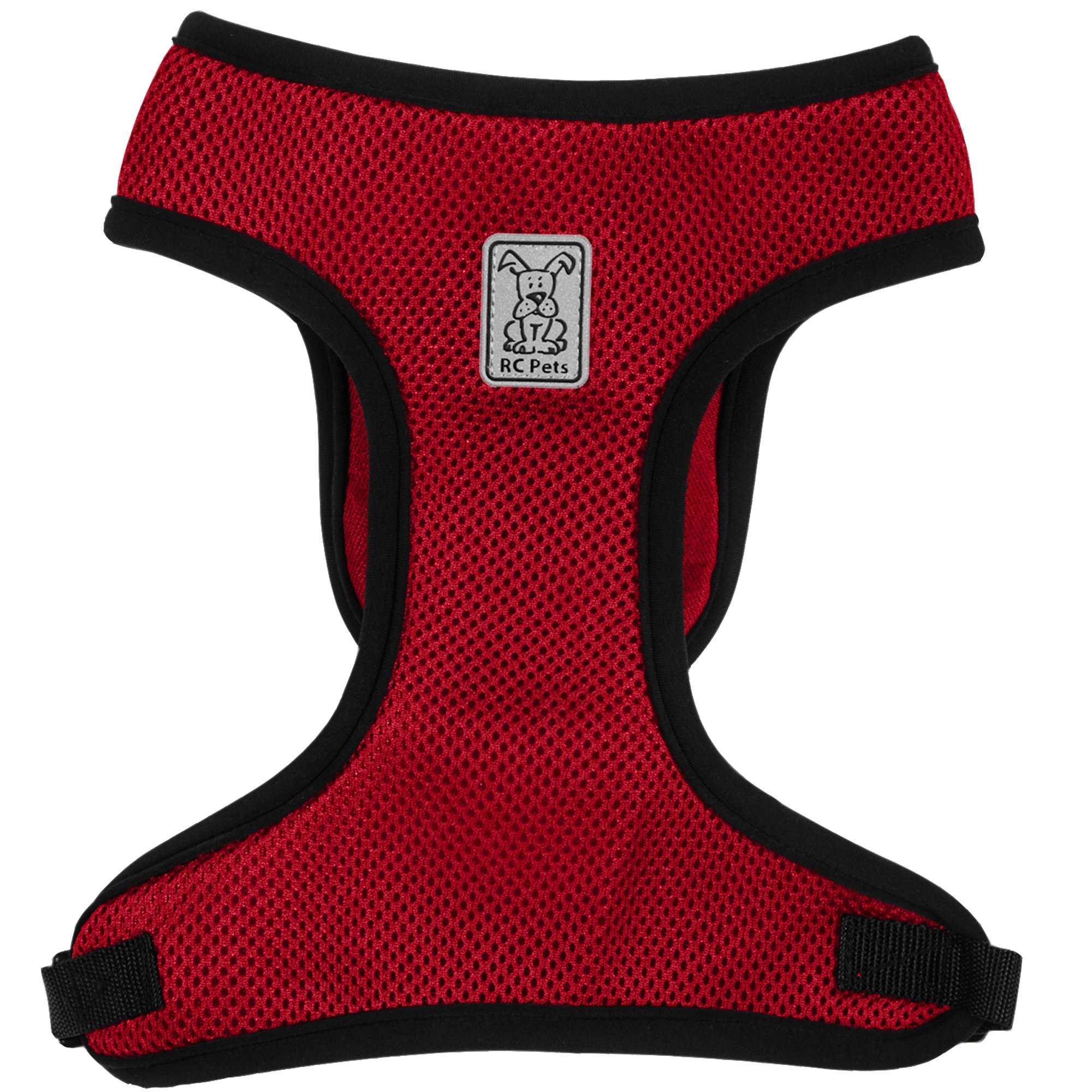RC Pet Products Cirque Red Dog Harness