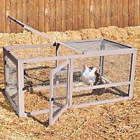 Precision Pet Chicken Coop Extension Pen
