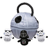 STAR WARS Death Star Dog Pull Toy