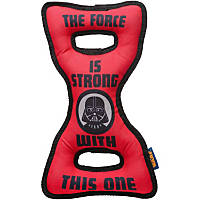 STAR WARS Darth Vader Two Way Dog Tug Toy