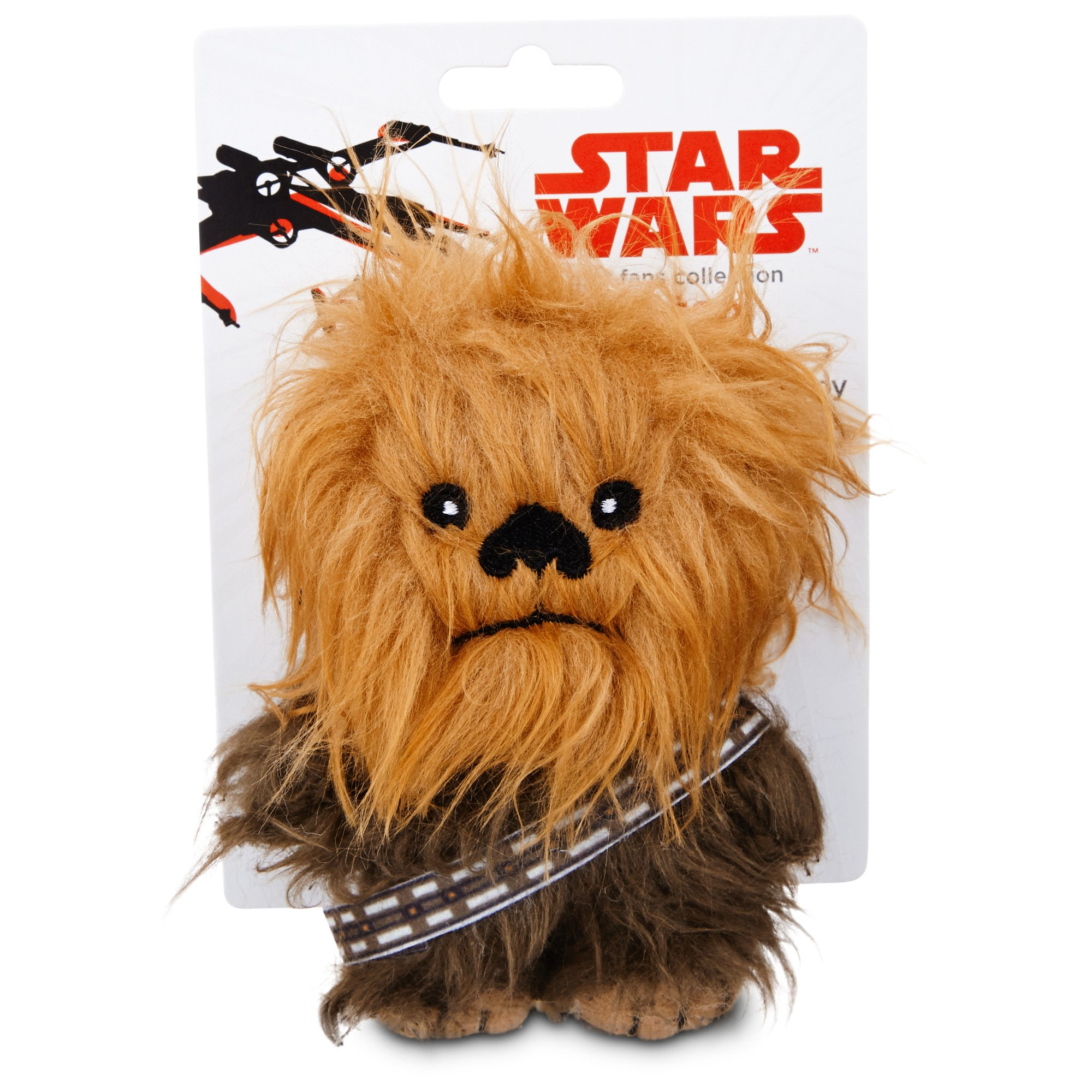 STAR WARS Big Head Chewbacca Cat Toy
