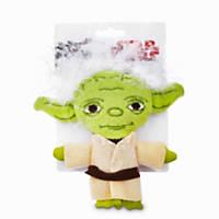 STAR WARS Big Head Yoda Cat Toy