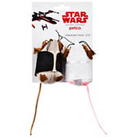 STAR WARS Han Solo and Princess Leia Mice Cat Toys