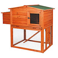 Trixie Natura Chicken Coop with Outdoor Run