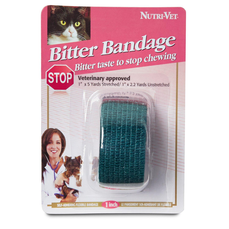 Nutri-Vet Self-Adhering Bitter Bandage