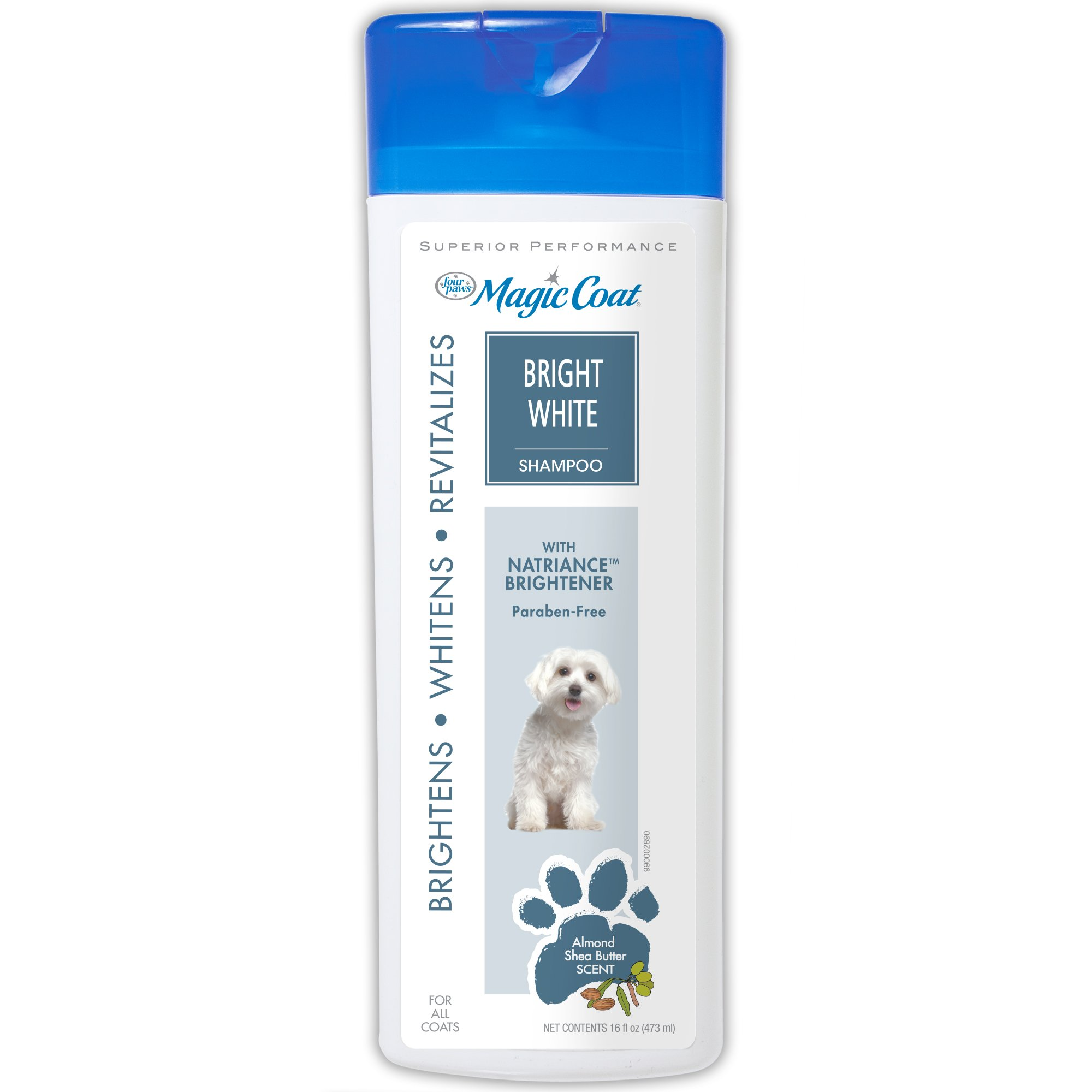 Four Paws Magic Coat Bright White Dog Shampoo