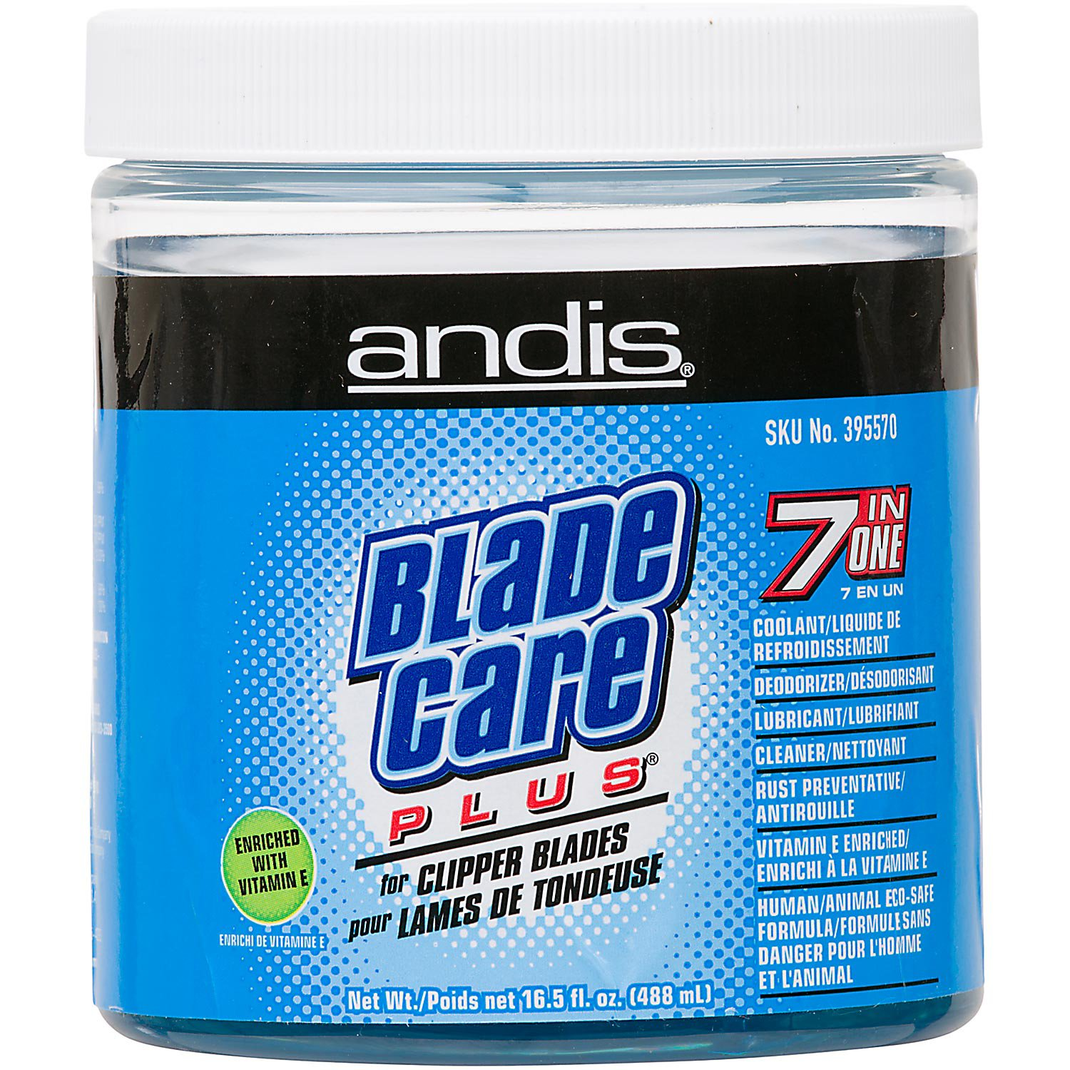 Andis Blade Care Plus Clipper Blade Cleaner