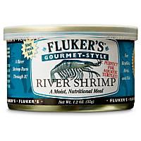 Fluker's Gourmet Style River Shrimp Reptile Food