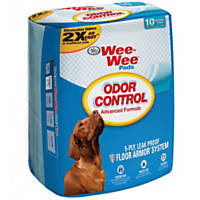 Four Paws Wee-Wee Odor Control Puppy Pads