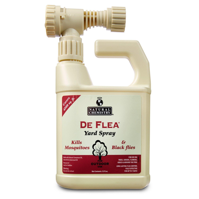Natural Chemistry De Flea Yard Spray
