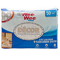 Wee-Wee Tile Decor Potty Pads