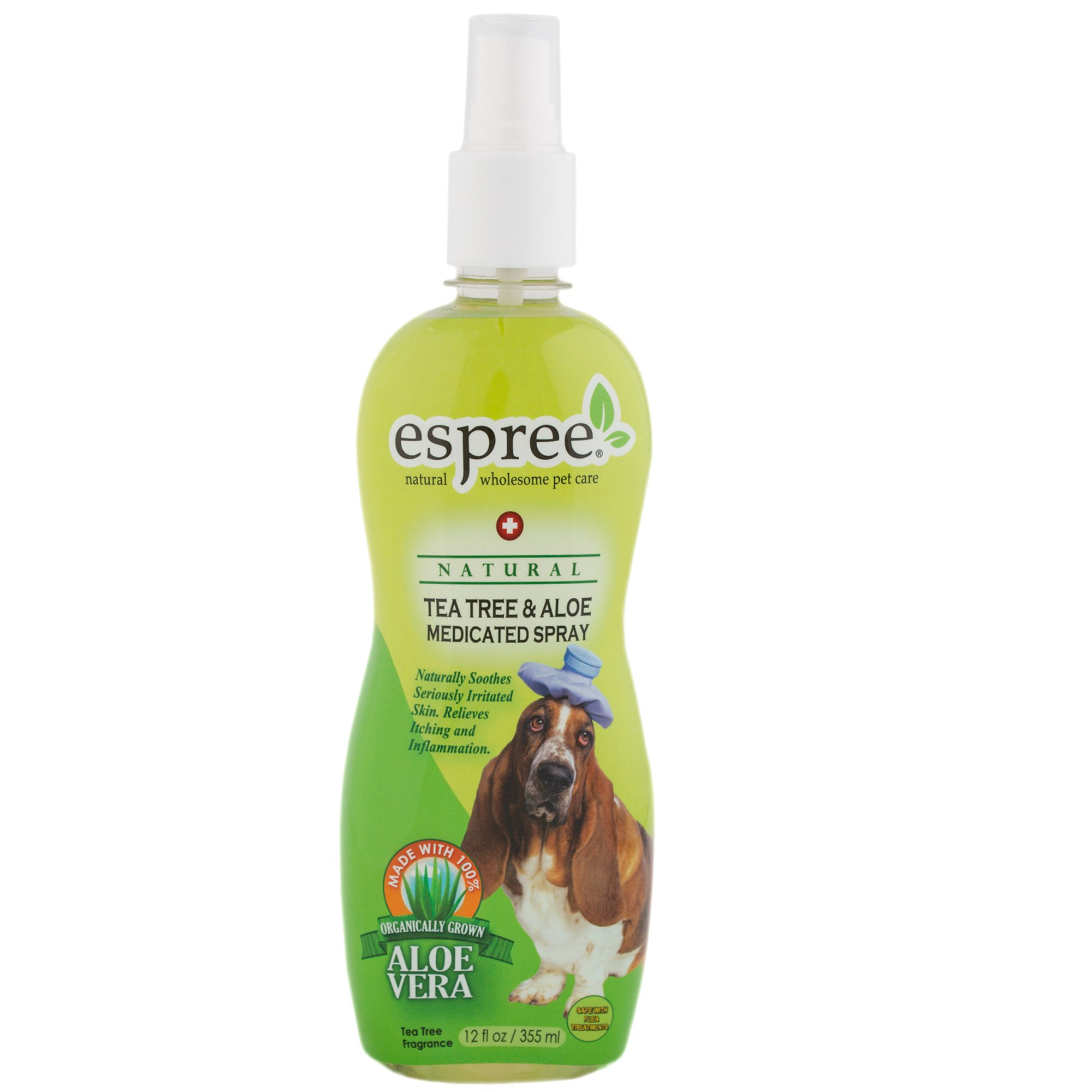 Espree Natural Tea Tree & Aloe Medicated Spray
