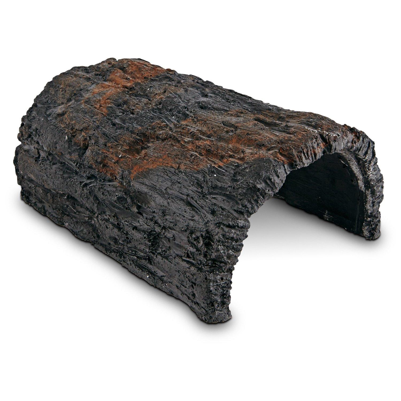 Conceptual Creations Bark Log Reptile Hideaway