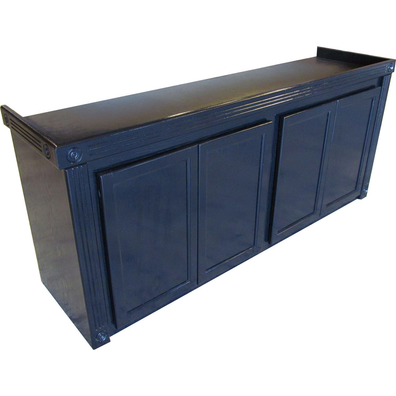 R&J Enterprises 72X24 Black Oak Empire Series 180/220 Cabinet