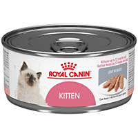 Royal Canin Feline Health Nutrition Kitten Instinctive Loaf in Sauce Canned Kitten Food
