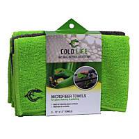 Cold Life Microfiber Towels