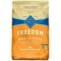Blue Buffalo Freedom Weight Control Grain Free Chicken Indoor Adult Cat Food