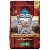 Blue Buffalo Wilderness Grain Free Rocky Mountain Red Meat Adult Cat Food