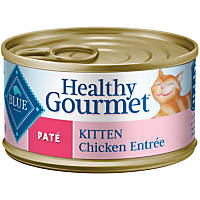 Blue Buffalo Healthy Gourmet Chicken Canned Kitten Food