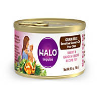 Halo Impulse Rabbit & Greens Canned Cat Food