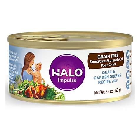 Petco Halo Cat Food