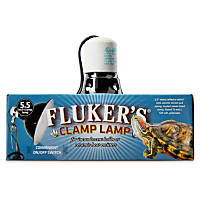 Fluker's Turtle Clamp Lamp