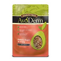 AvoDerm Natural Grain Free Salmon Cat Food Pouches