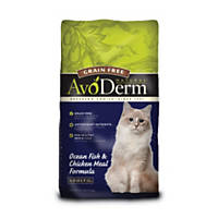 AvoDerm Natural Grain Free Ocean Fish & Chicken Meal Adult Cat Food