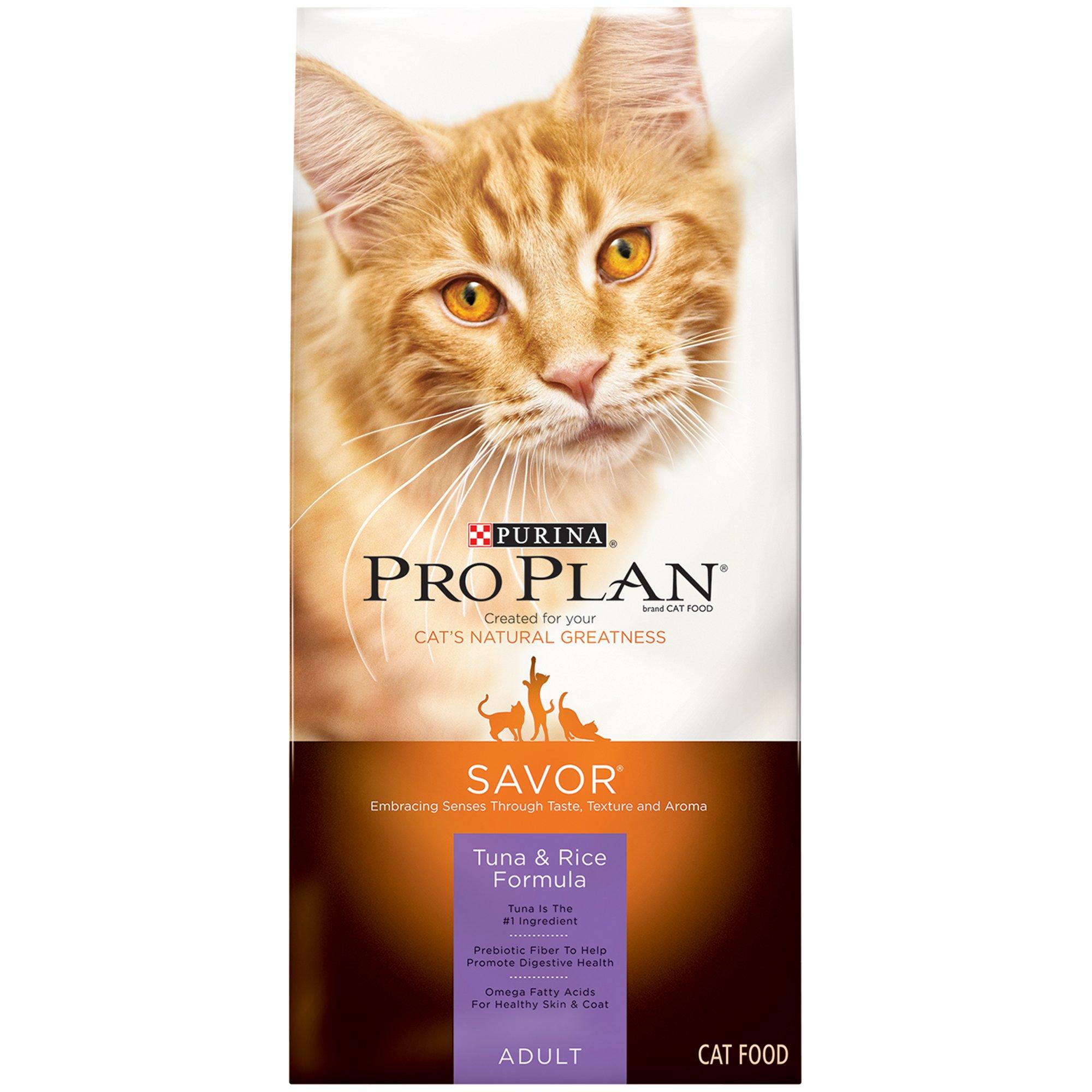 Pro Plan Savor Tuna & Rice Cat Food
