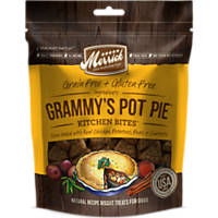 Merrick Grammy's Pot Pie Kitchen Bites Dog Treats