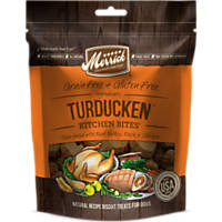 Merrick Turducken Kitchen Bites Dog Treats