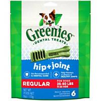 Greenies Hip & Joint Care Dental Dog Treats
