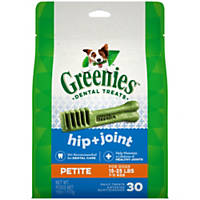 Greenies Hip & Joint Care Dental Dog Treats