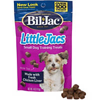 Bil-Jac Little Jacs Chicken Liver Dog Treats