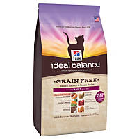 Hill's Ideal Balance Grain Free Salmon & Potato Cat Food