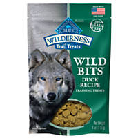 Blue Buffalo Wilderness Wild Bits Duck Dog Training Treats