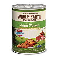 Whole Earth Farms Grain Free Canned Adult Dog Food