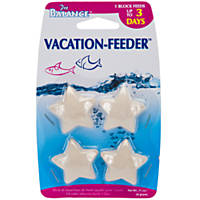 Penn Plax Star Shape Vacation Fish Feeder