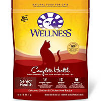 Wellness Complete Health Senior Health Deboned Chicken & Chicken Meal Cat Food