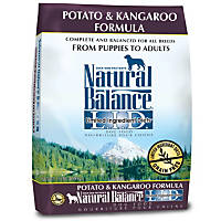 Natural Balance L.I.D. Limited Ingredient Diets Potato and Kangaroo Dog Food